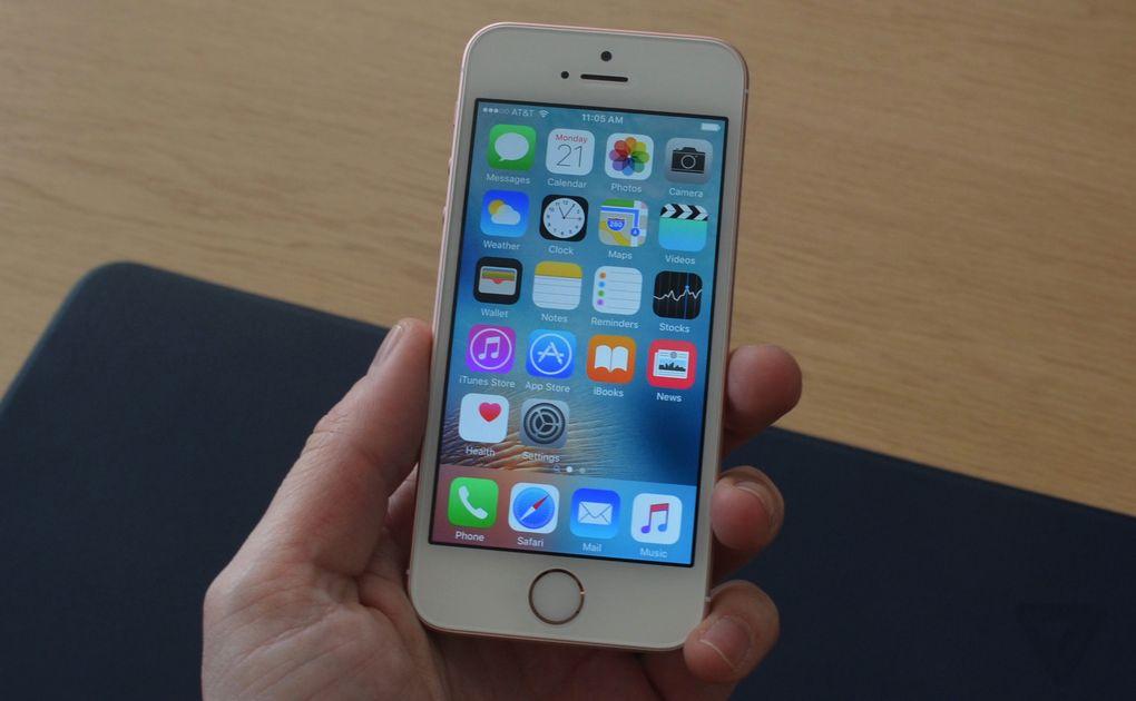 iPhone SE xuất hiện trên Antutu với RAM 2GB