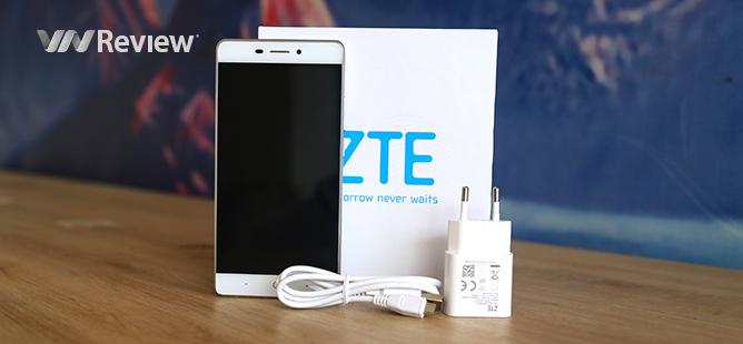 Trên tay điện thoại ZTE Blade Wave 3 sắp bán tại Việt Nam