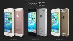 Đọ thông số iPhone SE và iPhone 5s, 6s