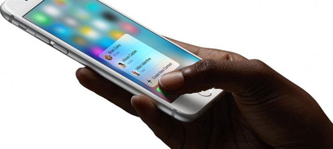 Phải chăng Apple đã từ bỏ cảm ứng lực Force Touch và 3D Touch?