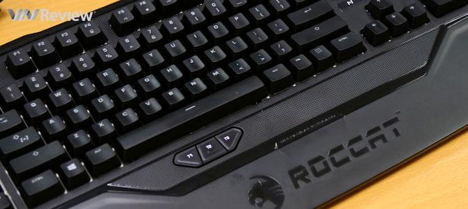 Đánh giá bàn phím Roccat Ryos MK FX: tùy biến không giới hạn