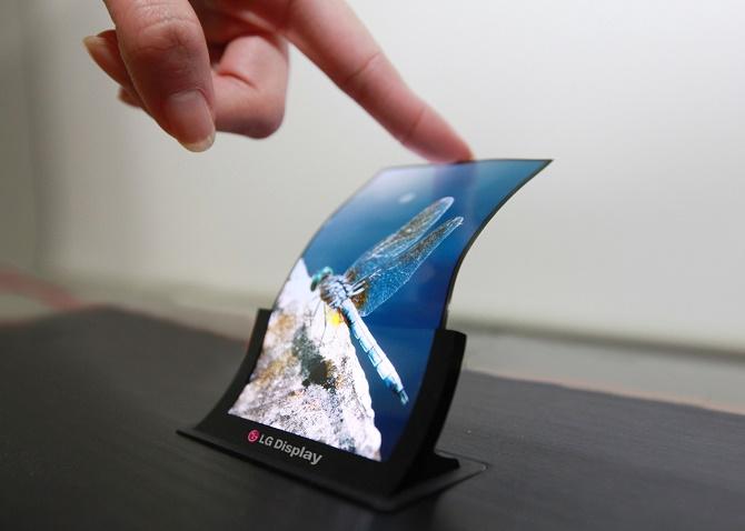 Màn hình AMOLED hiện đã rẻ hơn LCD
