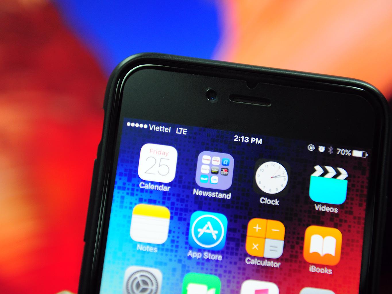 Thuê bao Viettel đã có thể trải nghiệm 4G trên iPhone