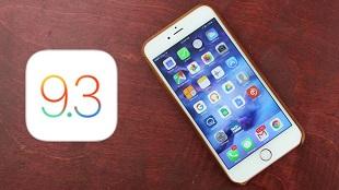 Apple phát hành bản iOS 9.3 mới, sửa lỗi biến thành... cục gạch