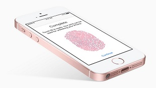 iPhone SE chỉ dùng cảm biến vân tay của iPhone 5s