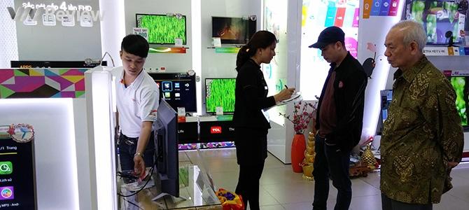 Smart TV loại nào bán chạy?