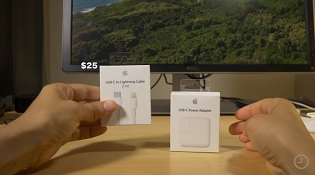 iPad Pro 12.9 sạc nhanh hơn 64% khi dùng bộ chuyển đổi USB Type-C