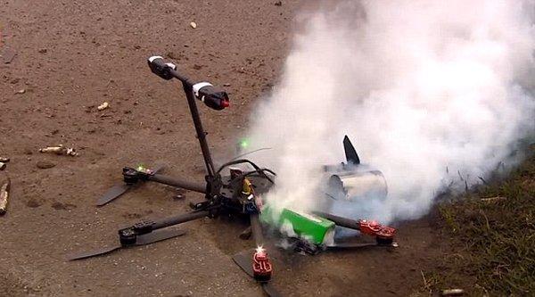 FAA: Tai nạn do drone tăng đột biến trong 2015