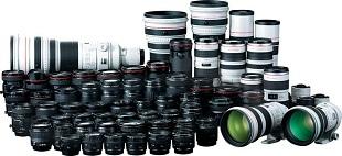 Loạt ống kính của Canon sẽ được nâng cấp trong năm nay