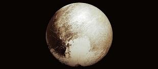 Phát hiện tung tích hồ băng bí ẩn trên Sao Diêm Vương