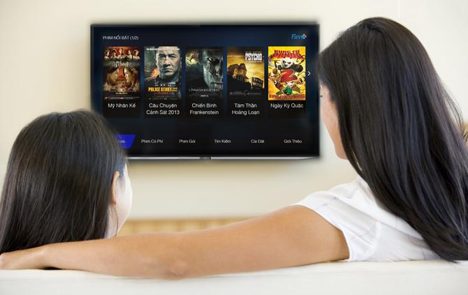 Truyền hình FPT ra mắt dịch vụ xem phim theo yêu cầu - VnReview - Tin nóng