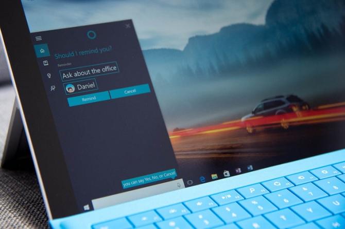 Microsoft giúp Cortana tương tác chủ động hơn, tự nhiên hơn