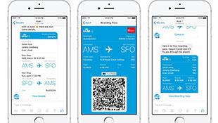 Đã có thể dùng Facebook Messenger để lên máy bay