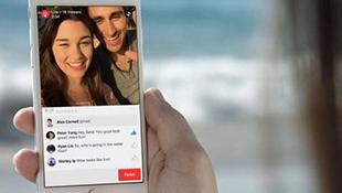 Facebook chính thức cho phép phát video trực tiếp trên iPhone
