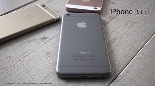 iPhone SE có dung lượng pin lớn hơn iPhone 5s