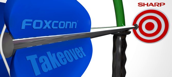 Foxconn 'ra giá' với Sharp như thế nào?