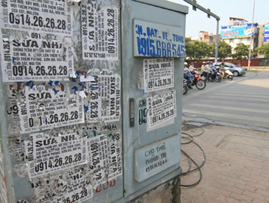 Hà Nội cắt hơn 9.400 số điện thoại quảng cáo rác