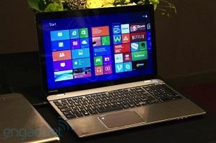 Toshiba thu hồi hàng trăm ngàn mẫu pin laptop