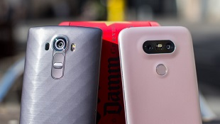 Doanh số LG G5 ngày đầu bán ra cao hơn 3 lần so với LG G4