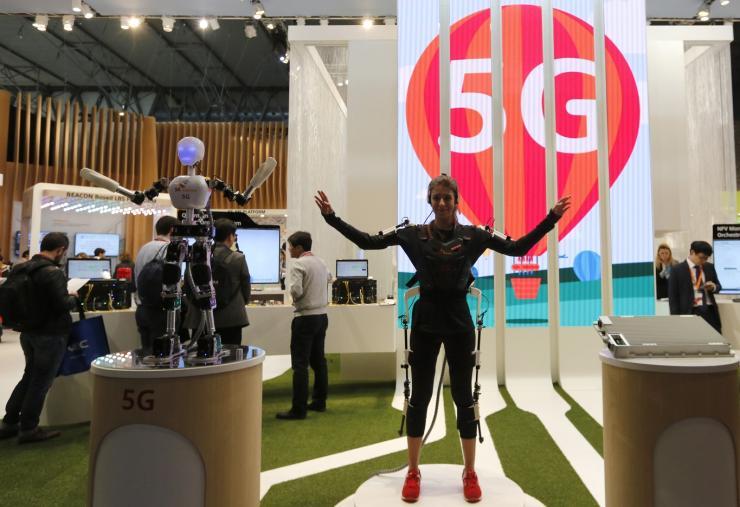 5G sẽ giúp Internet of Things bùng nổ