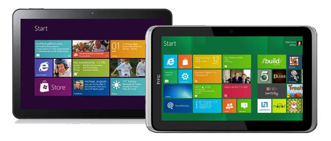 Microsoft muốn đẩy lui iPad bằng Windows 8