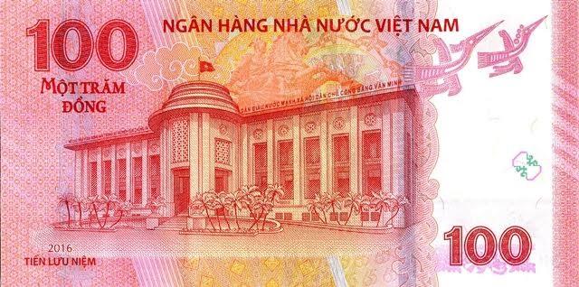 Phát hành tiền mệnh giá 100 đồng để… lưu niệm!