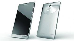 BenQ sắp ra mắt smartphone màn hình 4K
