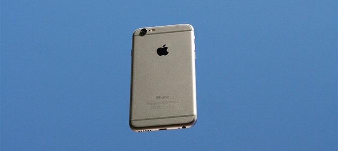 """5 cách để """"sống tốt"""" với iPhone bộ nhớ 16GB"""
