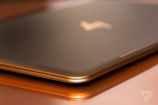 HP Spectre 2016 trình làng, dày chỉ 10,4mm, giá từ 26 triệu đồng