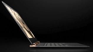 HP trình làng laptop Spectre 13 mỏng nhất thế giới