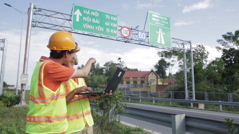 Từ 1/5, FPT IS sẽ ghi hình 'phạt nguội' trên cao tốc Nội Bài - Lào Cai