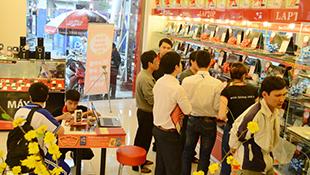 FPT Shop dẫn đầu thị trường máy tính xách tay
