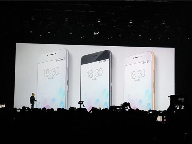 Meizu M3 Note chính thức ra mắt: thiết kế thân kim loại, chip 8 nhân, giá 123 USD