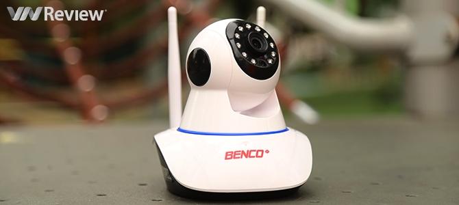 Trải nghiệm camera giám sát Ben-910 của Benco