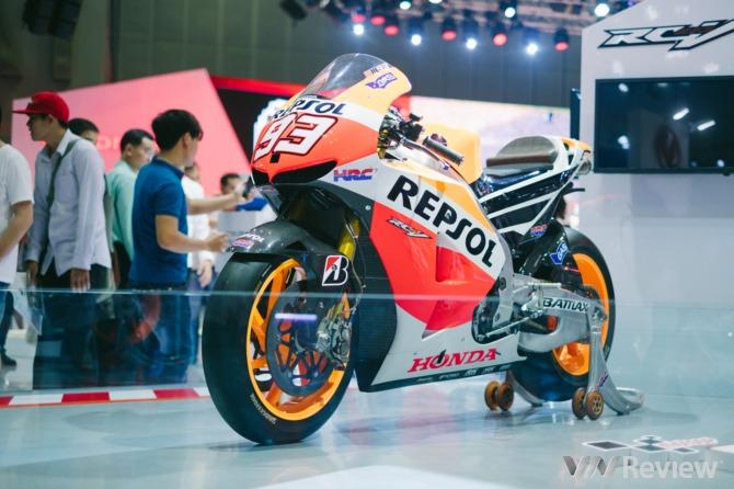 Một số mẫu xe và concept ấn tượng tại Vietnam Motorcycle Show 2016