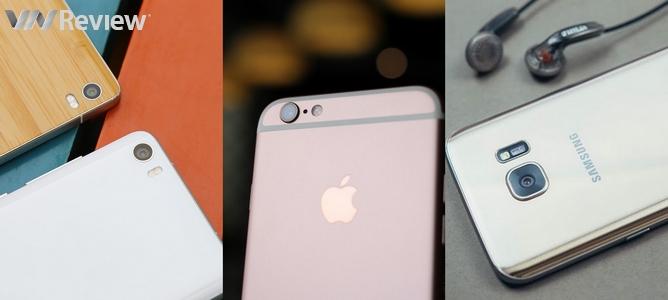 So thử một số ảnh chụp từ Galaxy S7, iPhone 6s và Xiaomi Mi 5