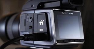 Hasselblad giới thiệu máy ảnh H6D với độ phân giải 100MP