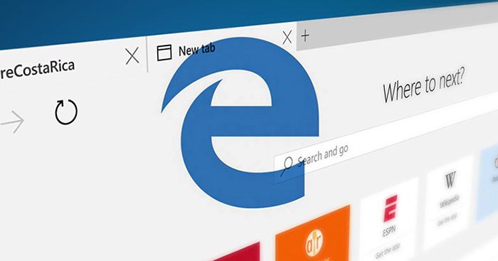 Trình duyệt Microsoft Edge sẽ sớm chặn Flash dạng quảng cáo và ảnh động