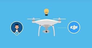 Mạng xã hội dành cho người chơi Drone