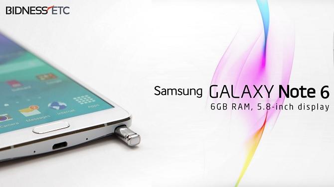 Lộ diện thông số kỹ thuật của Galaxy Note 6 qua ảnh chụp màn hình ứng dụng CPU-Z