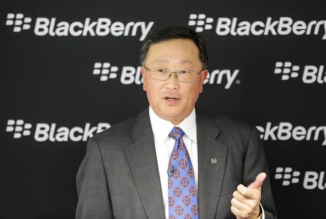 John Chen: BlackBerry đã làm đúng khi hỗ trợ cảnh sát Canada giải mã thiết bị