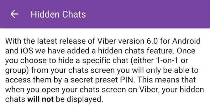 Đến lượt Viber áp dụng mã hóa đầu cuối