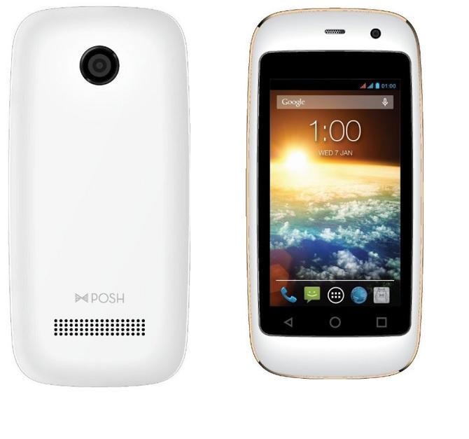 Chiếc smartphone Android nhỏ nhất bán trên Amazon chỉ có màn hình 2.4 inch