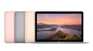 Apple nâng cấp MacBook 12 inch, thêm bản màu vàng hồng