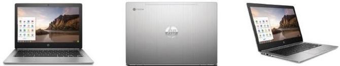 HP Chromebook 13 chuẩn bị phát hành với màn hình QHD+, CPU Core M