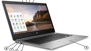 HP chuẩn bị ra Chromebook 13 với màn hình QHD+, RAM 16GB