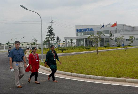 Lumia tại Việt Nam khó đạt tiêu chí doanh nghiệp công nghệ cao