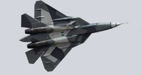 T-50 của Nga có độ chính xác của phẫu thuật
