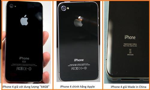 iPhone nhái,