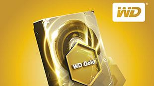 WD giới thiệu ổ cứng WD Gold cho trung tâm dữ liệu